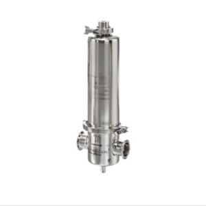 Filtración eficiente
